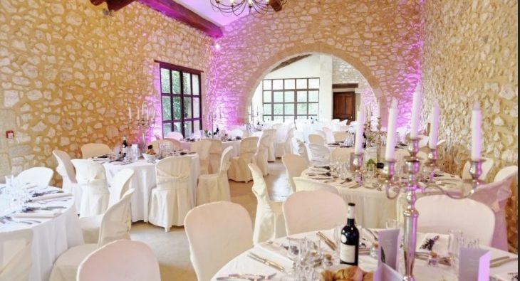 mariage lancon de provence