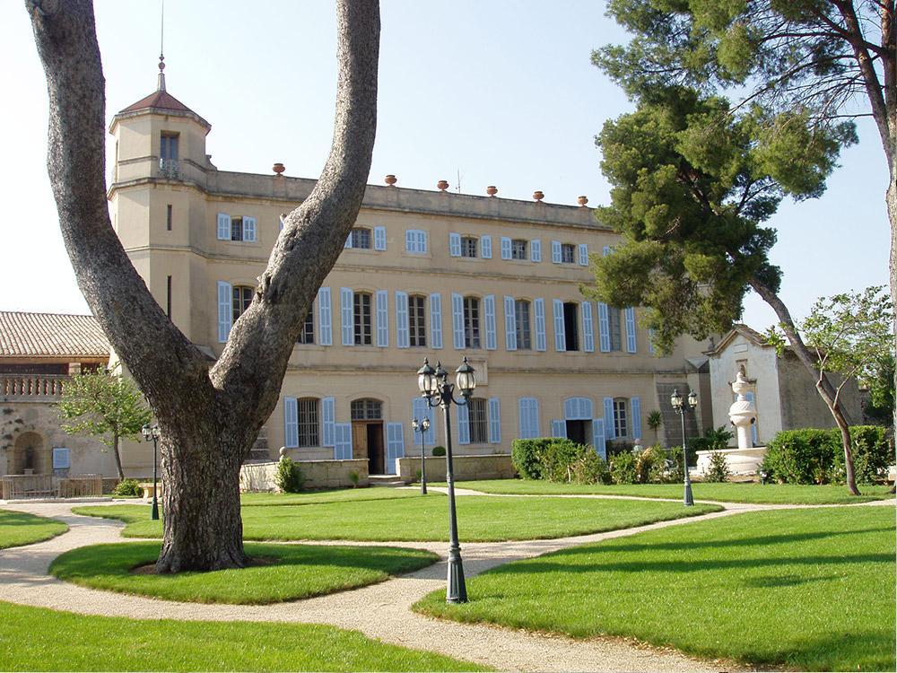 Le Château de Séneguier: